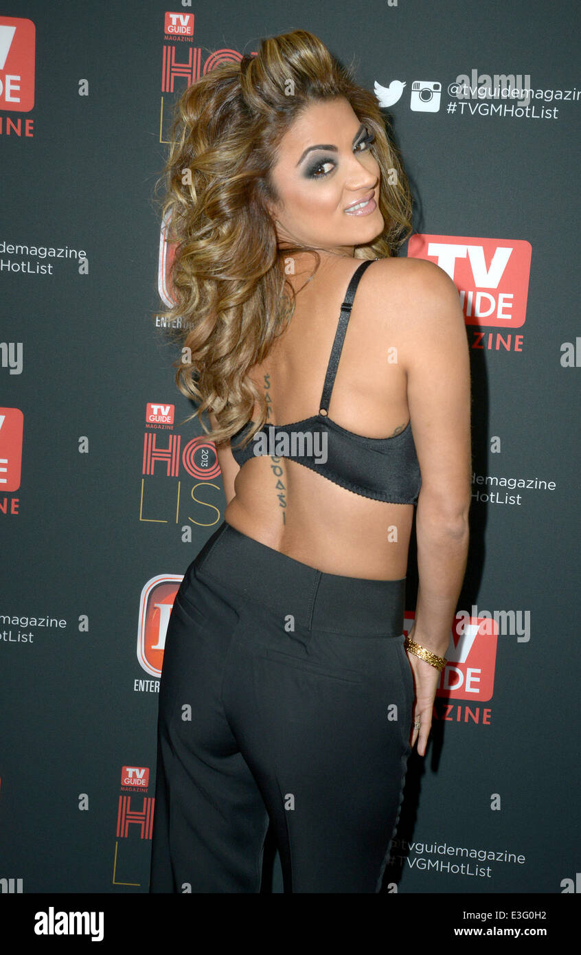 TV Guide Magazine\'s Annual Hot List Party held at The Emerson ...