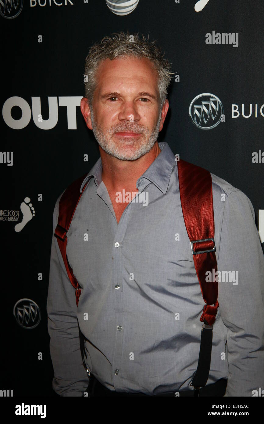 Celebrating The 19th Annual Out 100 Presented By Buick At Terminal 5 610 West 56th Street 11 14 13 Featuring Gerald McCullouch Where NYC New York