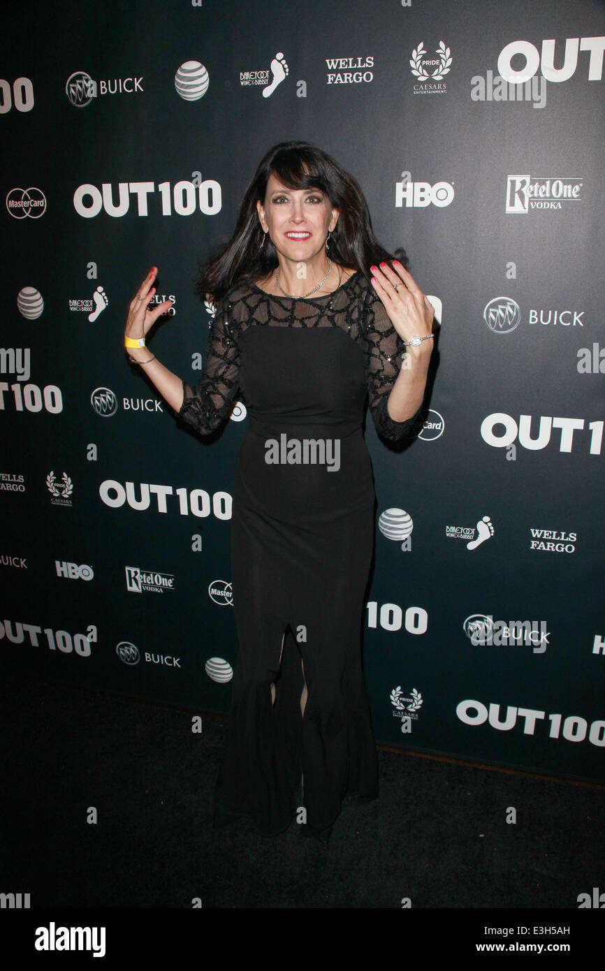 Celebrating The 19th Annual Out 100 Presented By Buick At Terminal 5 610 West 56th Street 11 14 13 Featuring Stephanie Miller Where NYC New York