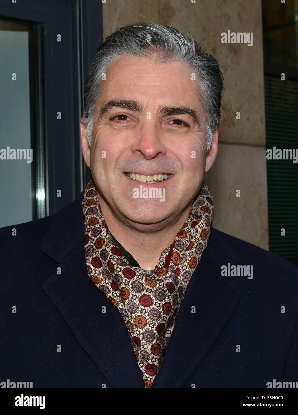 Model Nadia Forde & George Clooney look-alike Jeremy Kenny