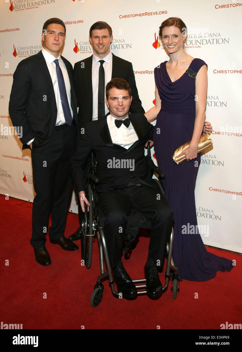 Christopher & Dana Reeve Foundation's A Magical Evening ...