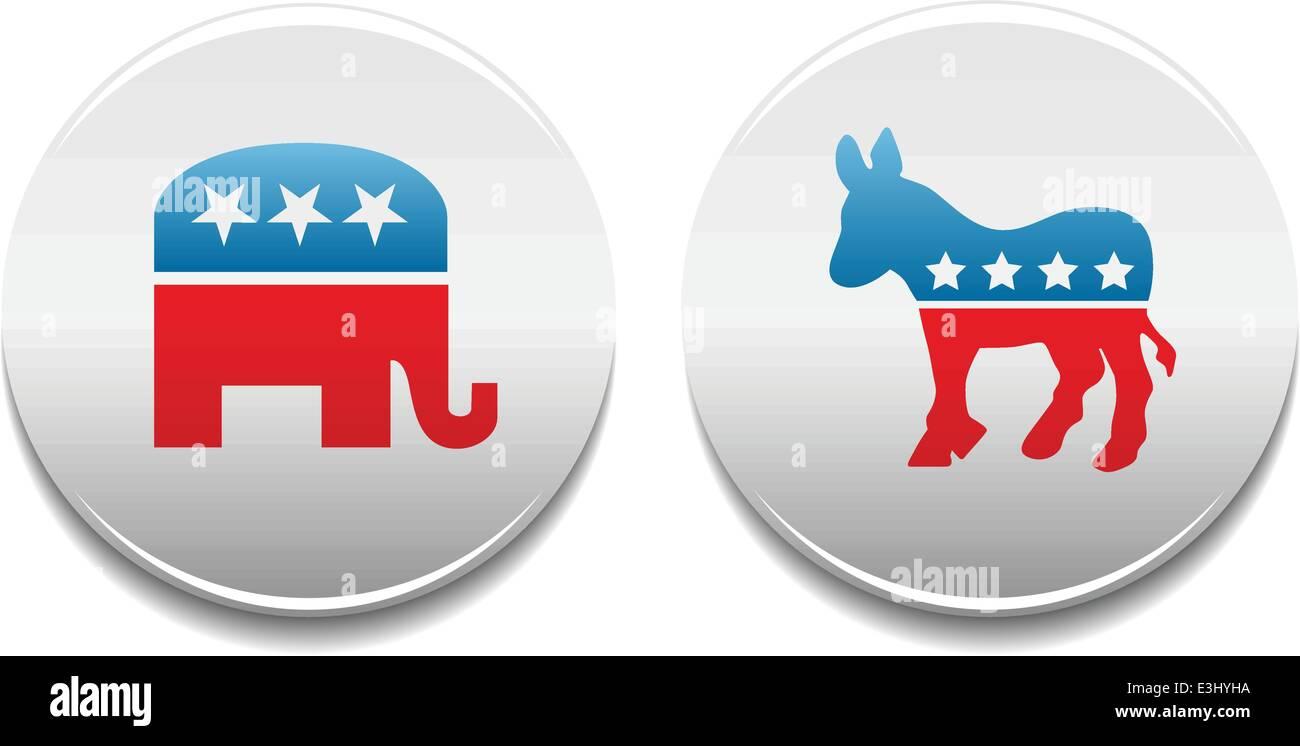 Democrat Donkey Stock Photos Democrat Donkey Stock Images Alamy