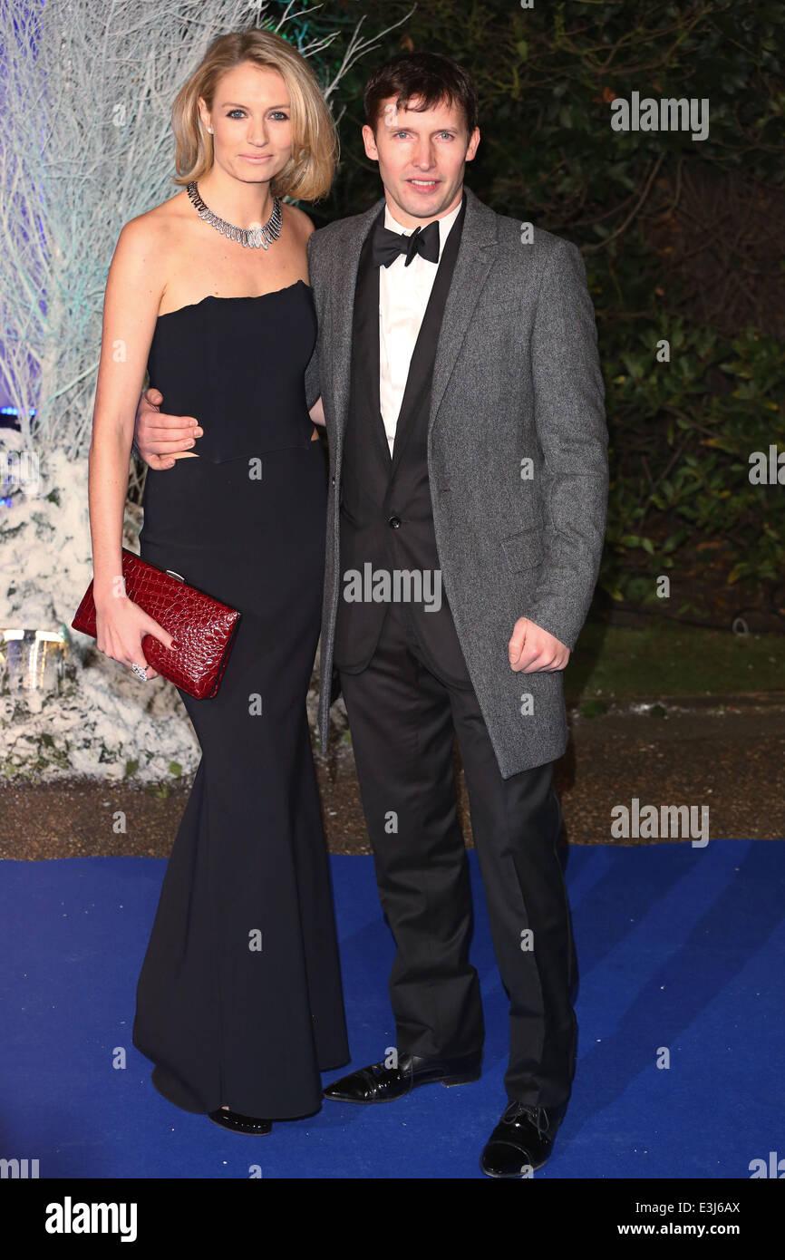James Blunt Girlfriend