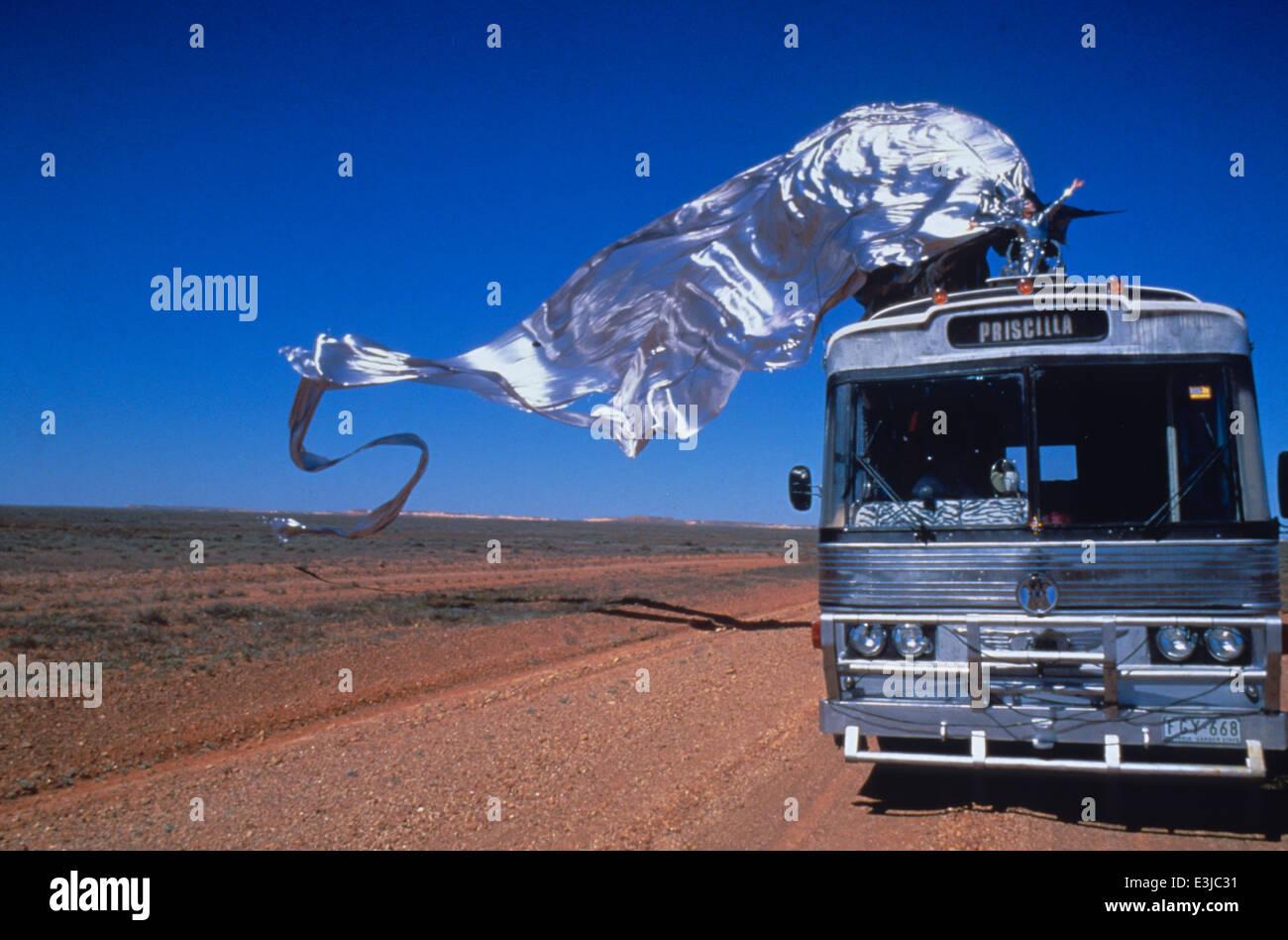 the adventures of priscilla,queen of the desert - Stock Image