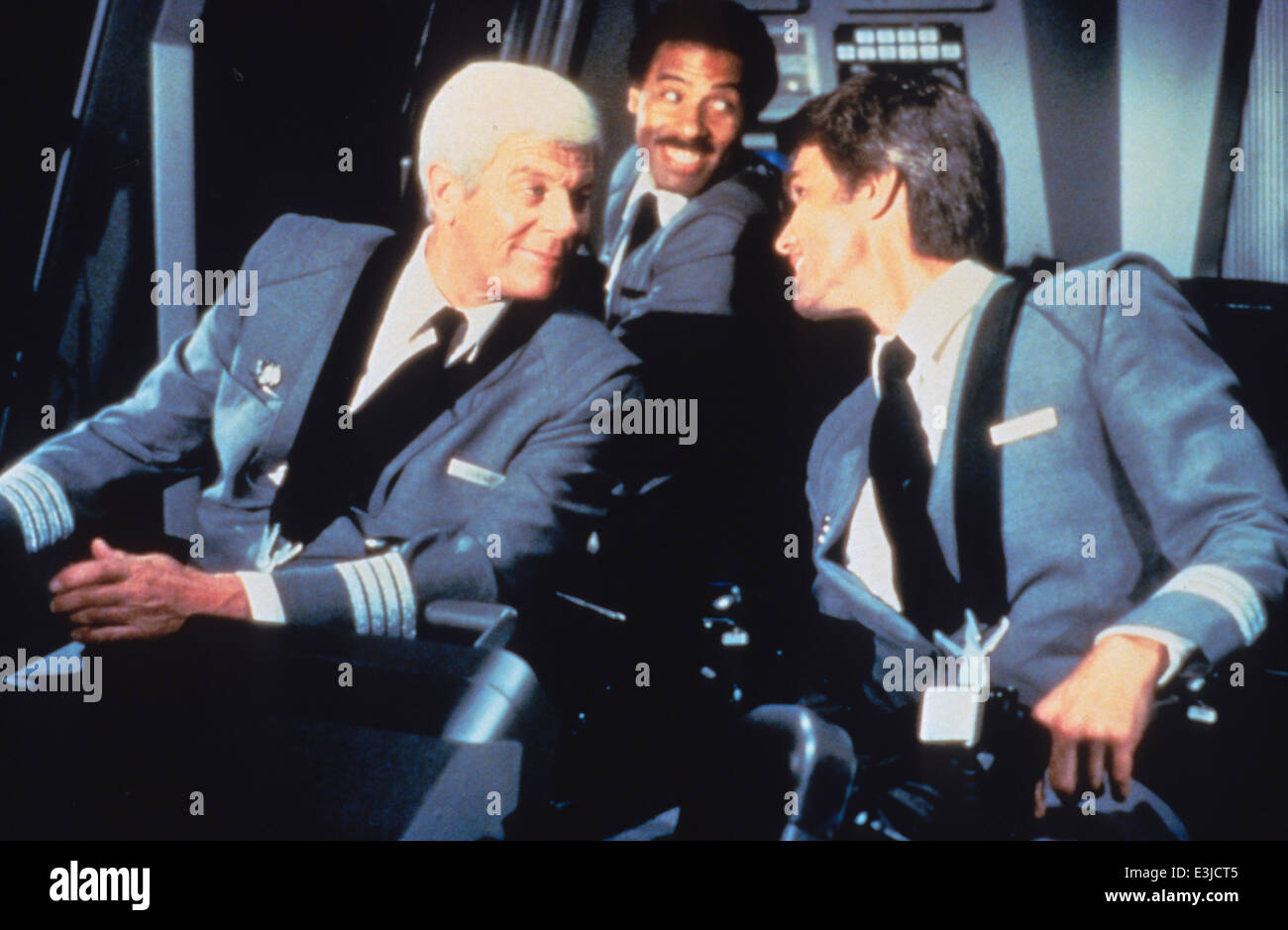 airplane II,the sequel - Stock Image