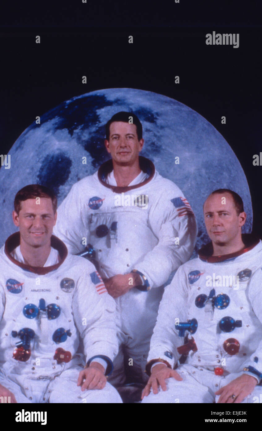 apollo 11 - Stock Image