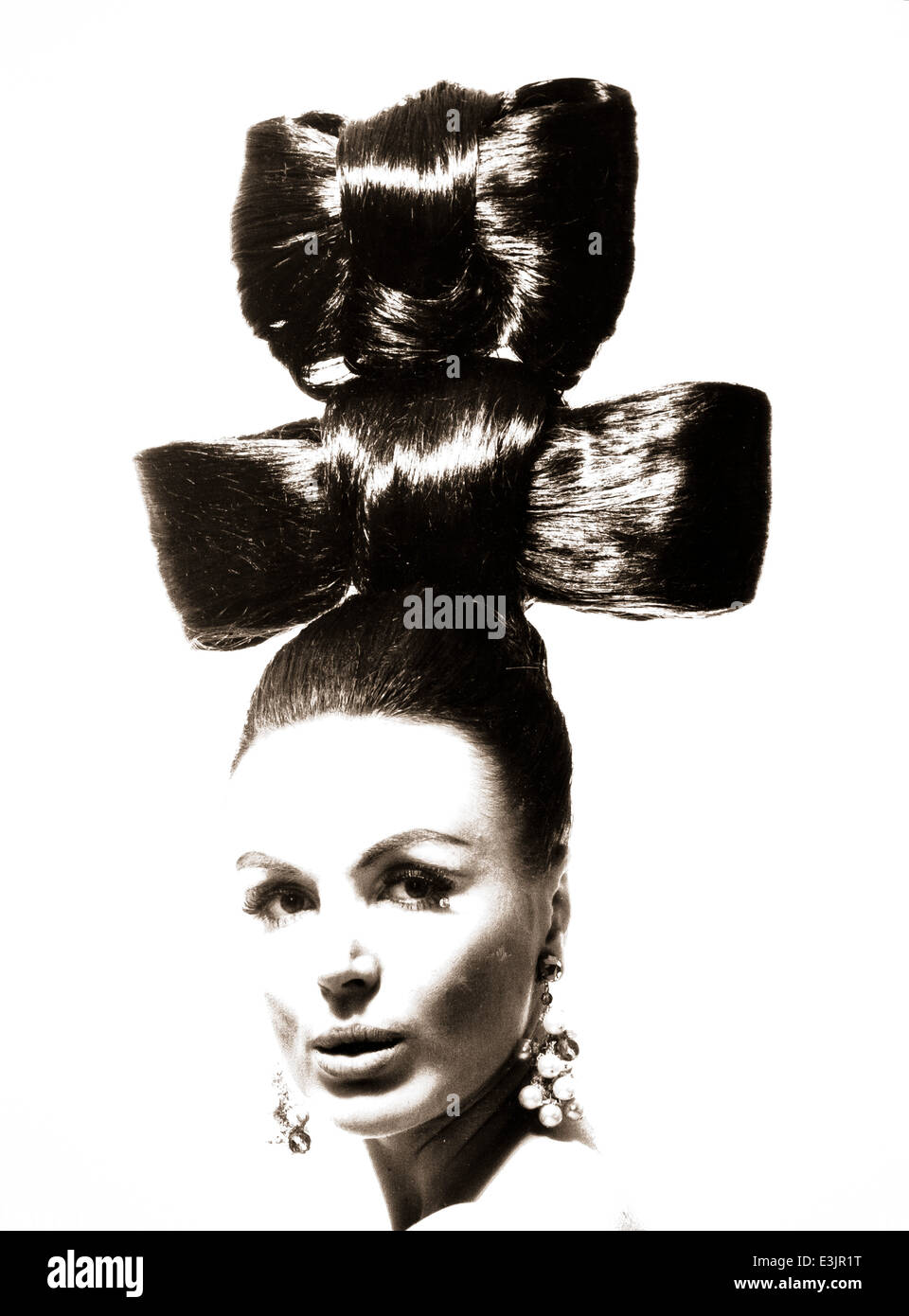1960s Hairstyles Stock Photos & 1960s Hairstyles Stock Images - Alamy
