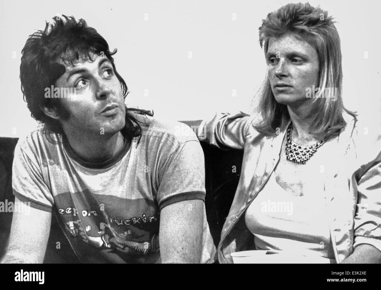 Paul Mccartney And His Wife Linda Eastman1973