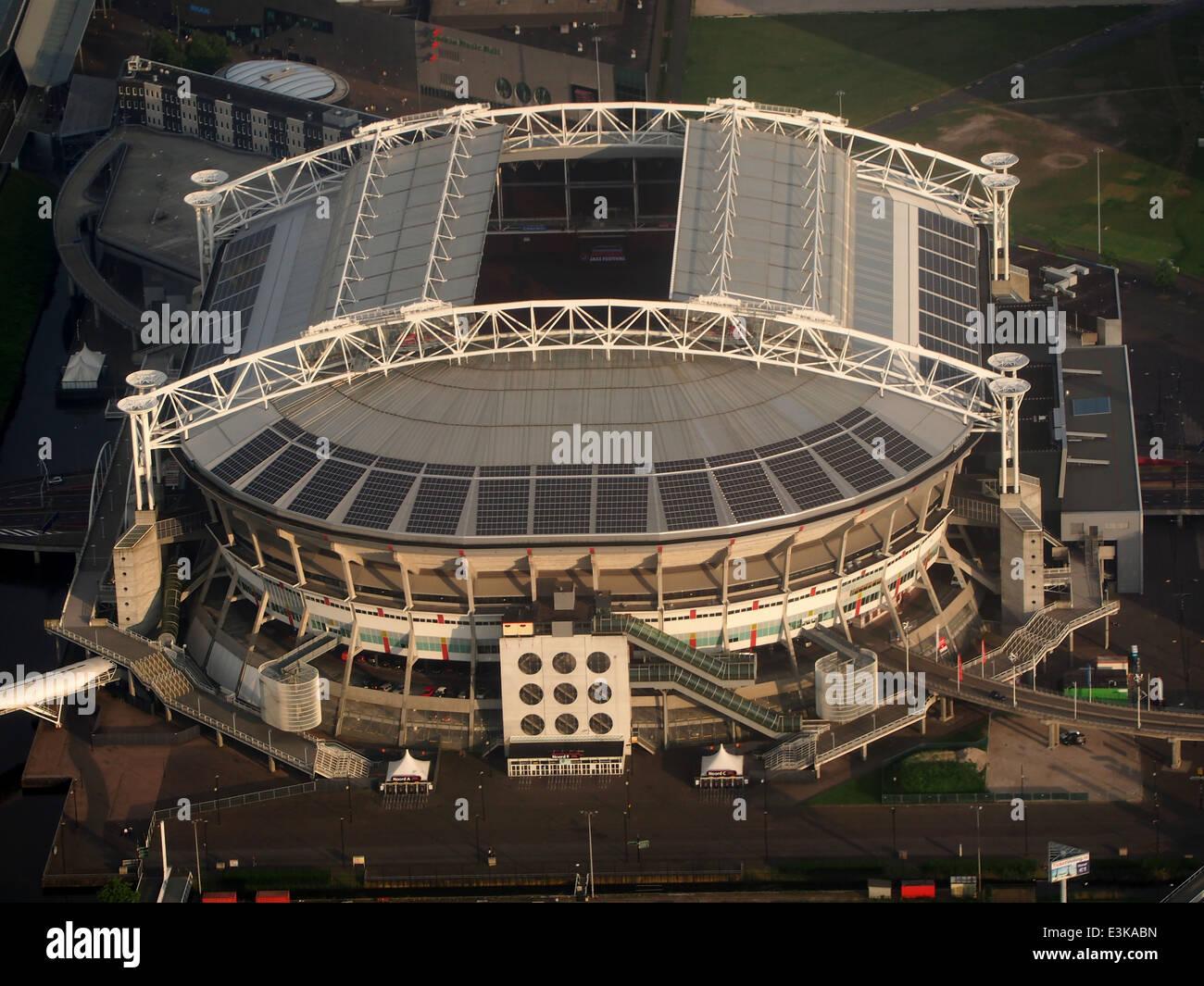 Arena, Ajax stadion, Amsterdam - Stock Image