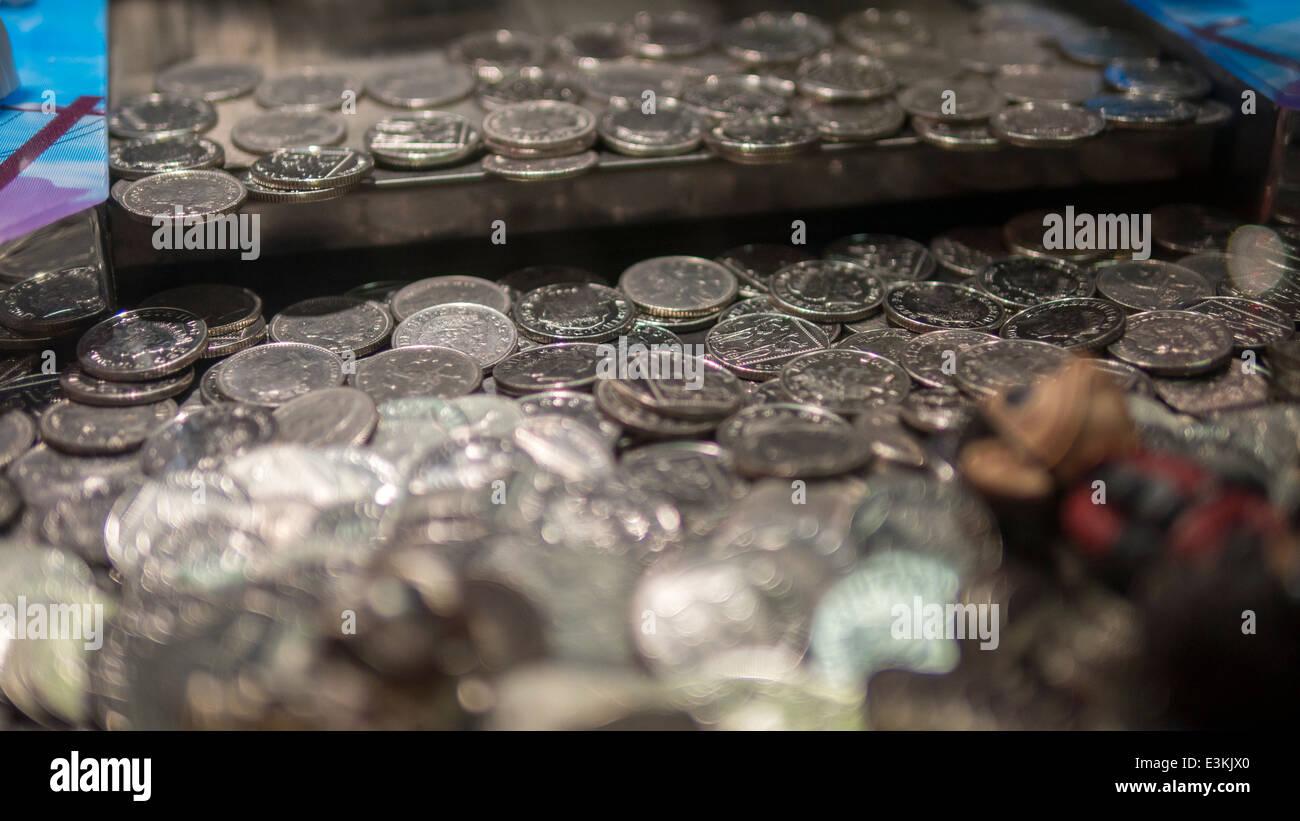 Coin Dozer Stock Photos & Coin Dozer Stock Images - Alamy