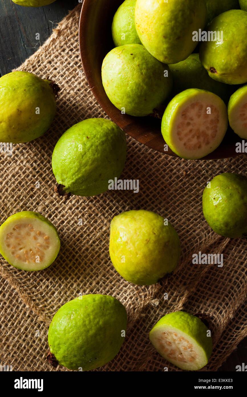 Yellow Guava Fruit Stock Photos & Yellow Guava Fruit Stock