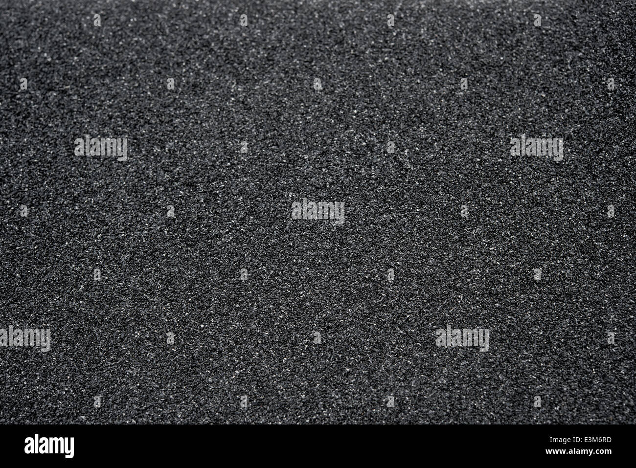 background of rough sand paper - Stock Image