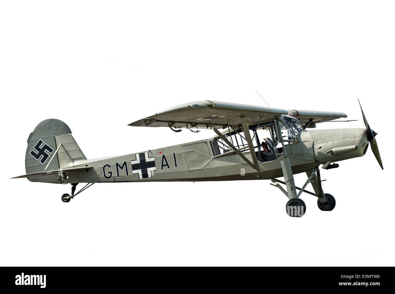 Ww2 German Aircraft Stock Photos & Ww2 German Aircraft Stock