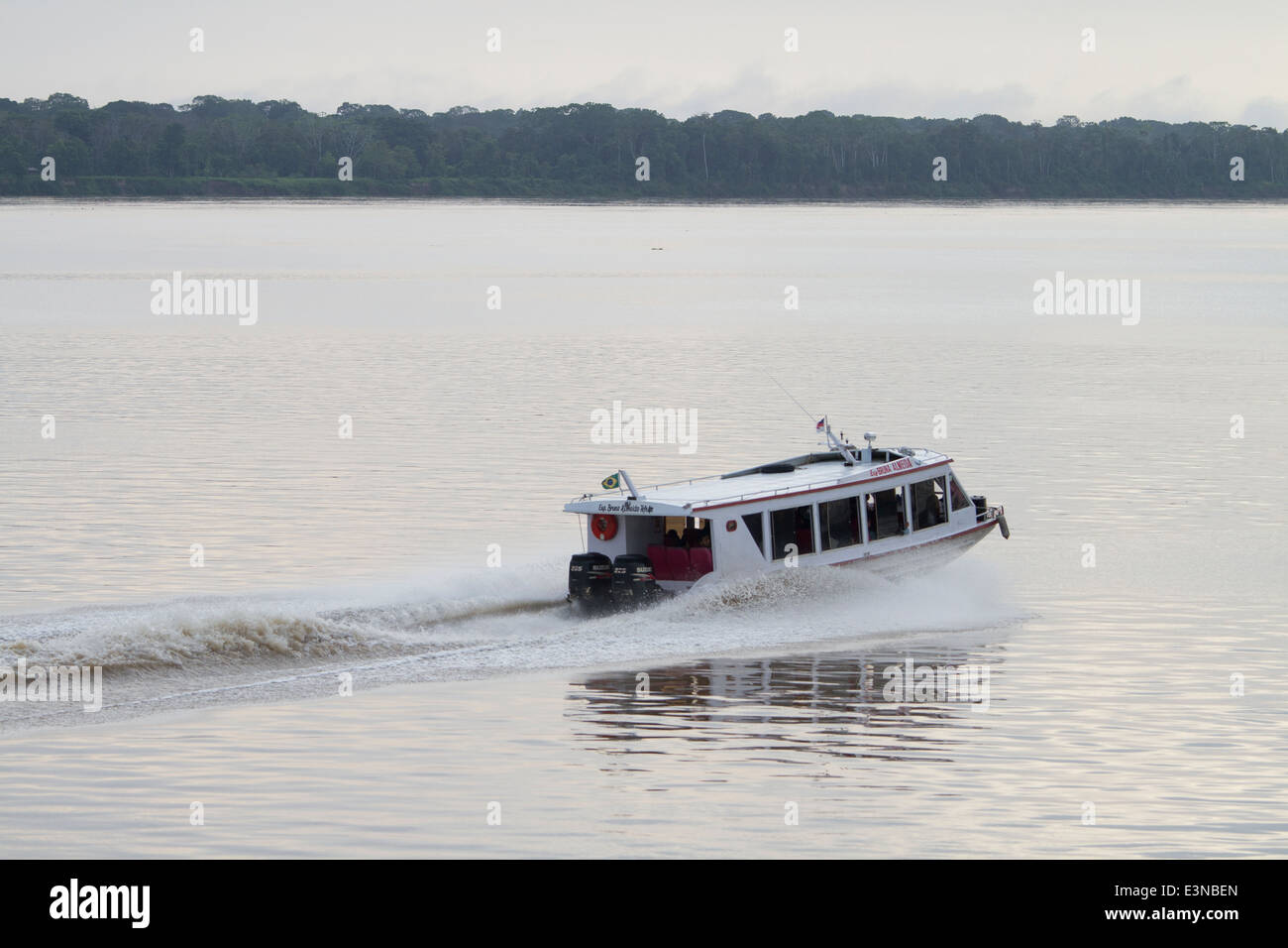 River Taxi - Stock Image