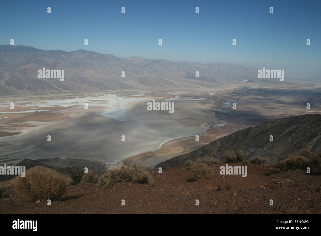 Death Valley - Stock Image