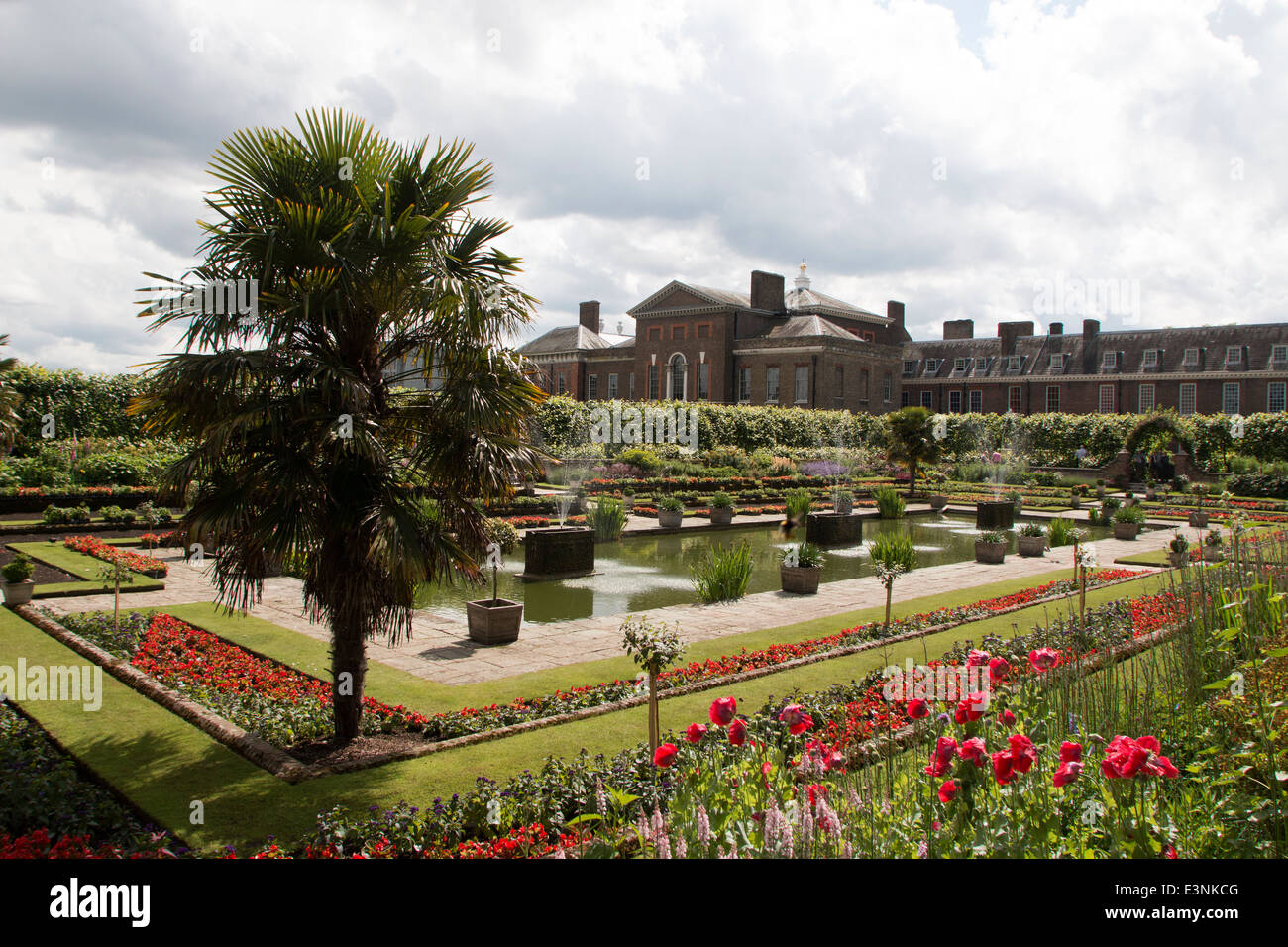 Sunken Gardens Stock Photos & Sunken Gardens Stock Images - Alamy