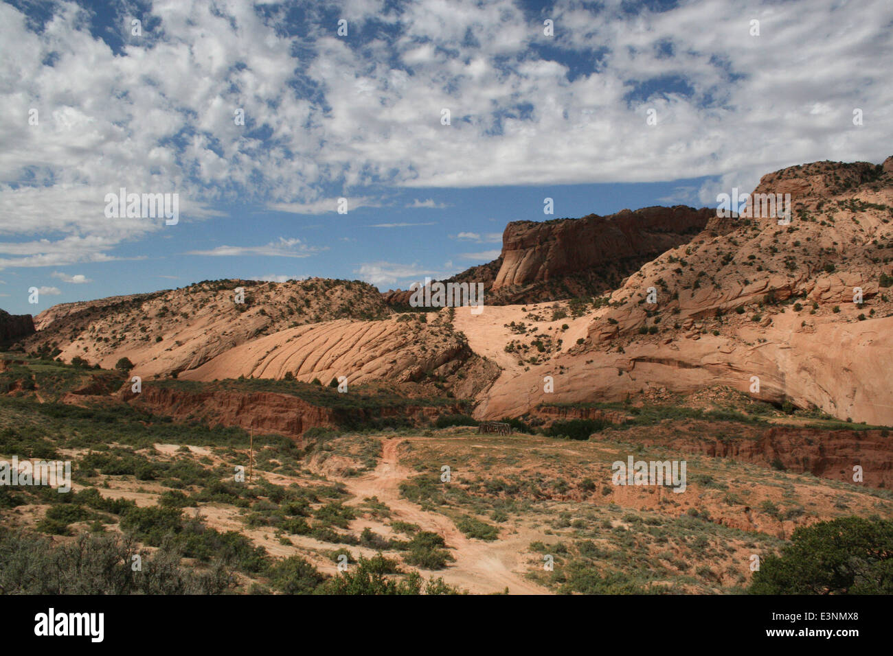 Zion Nationalpark - Stock Image
