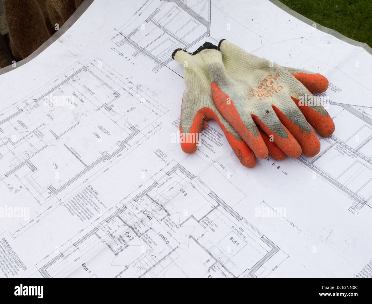 Architects Drawing Stock Photos & Architects Drawing Stock Images ...