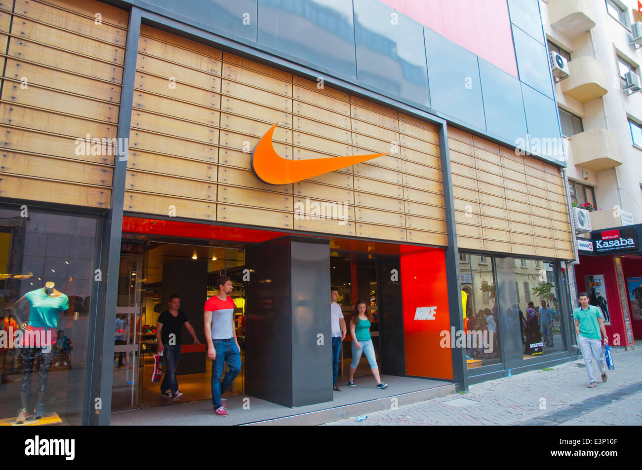 west branch nike store