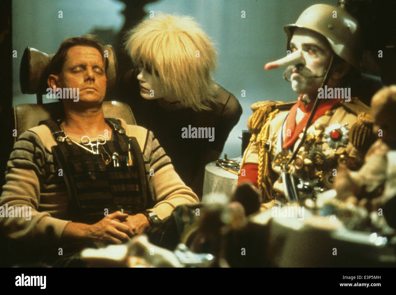 BLADE RUNNER 1982 Ladd Company/Warner Bros film with Daryl Hannah centre - Stock Image