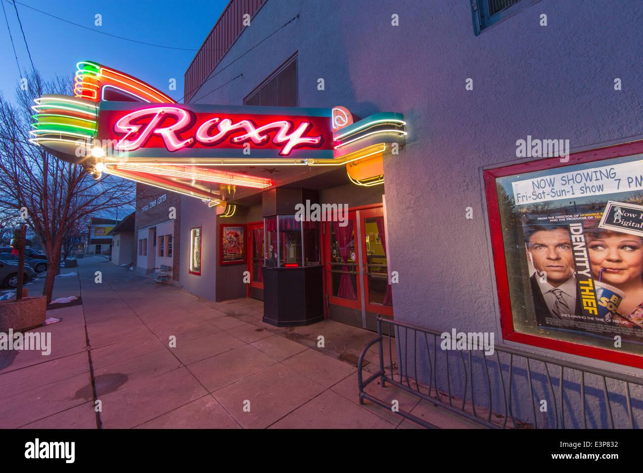 Shelby, Montana movie theatre | Polson Theatres, Inc. |Roxy Theatre Montana