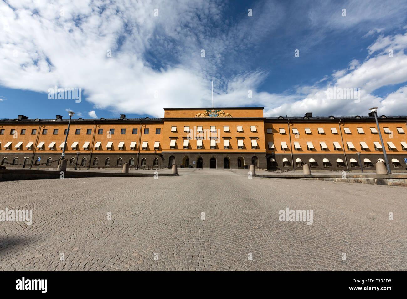 The Klubban Quarter Stockholm, - Stock Image