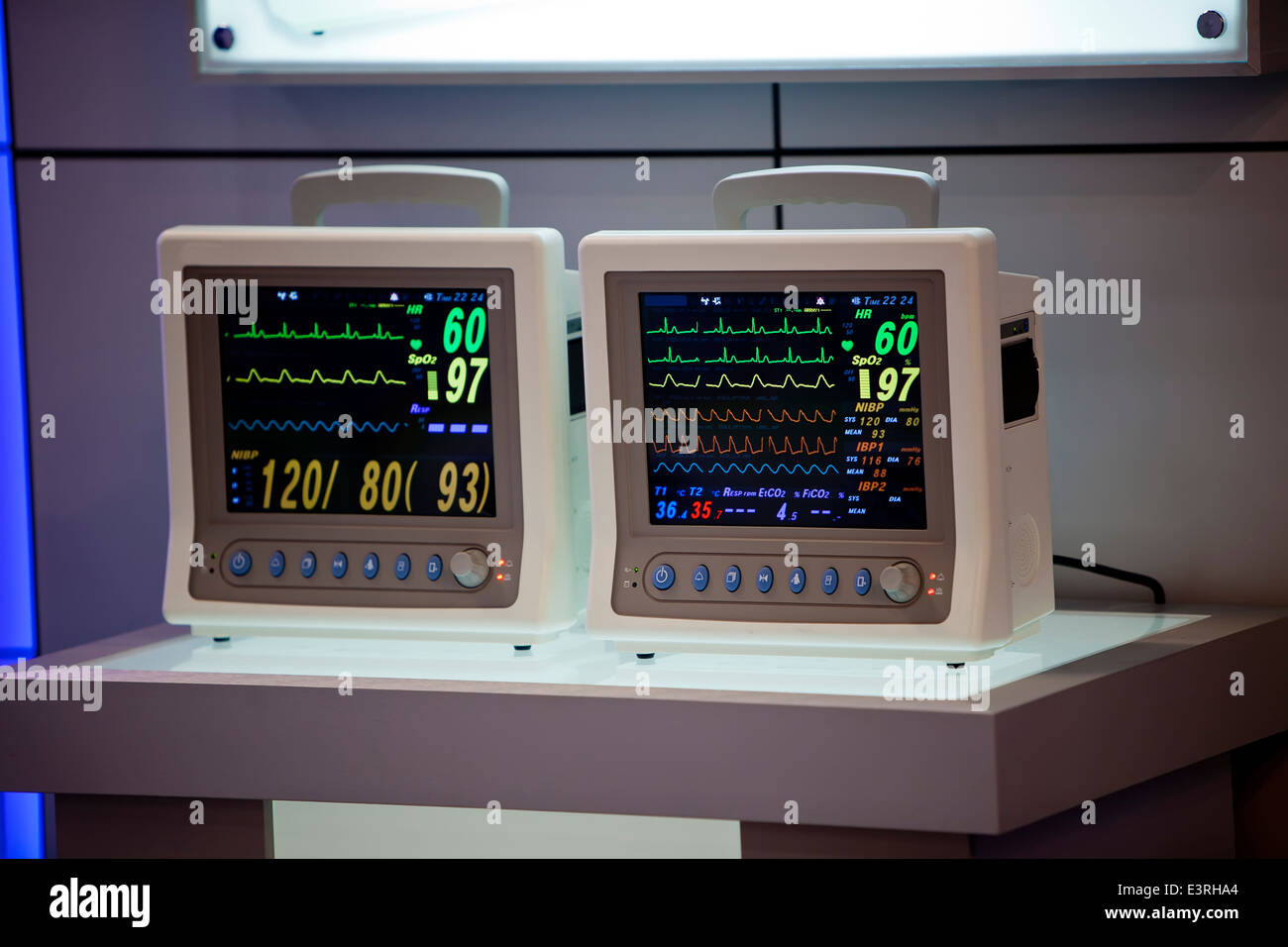 ICU - Stock Image