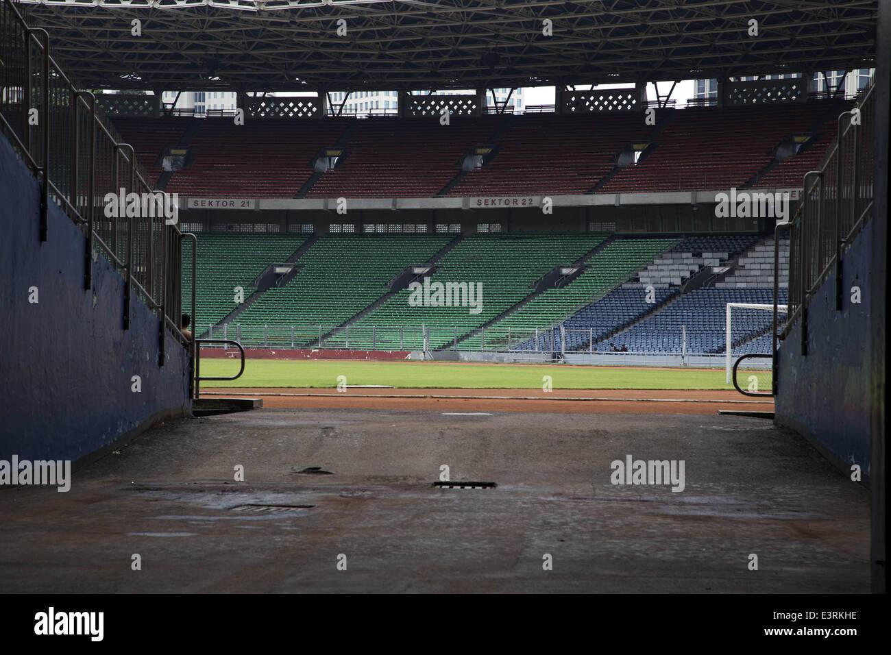 Jakarta International Stadium Image: Bung Karno Stock Photos & Bung Karno Stock Images