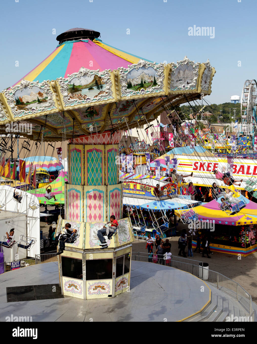Sc State Fair >> The South Carolina State Fair Celebrating 144th Year Of Fun In Stock