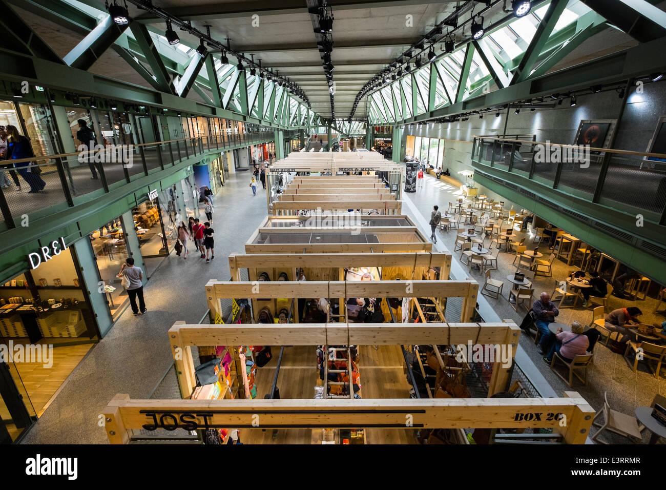 Centre In Charlottenburg Interior Of Bikini New Berlin Shopping hrtBsQCxd