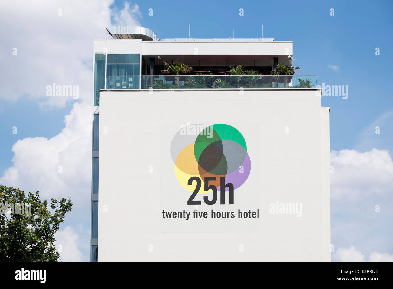 Twenty Five Hours Hotel Berlin