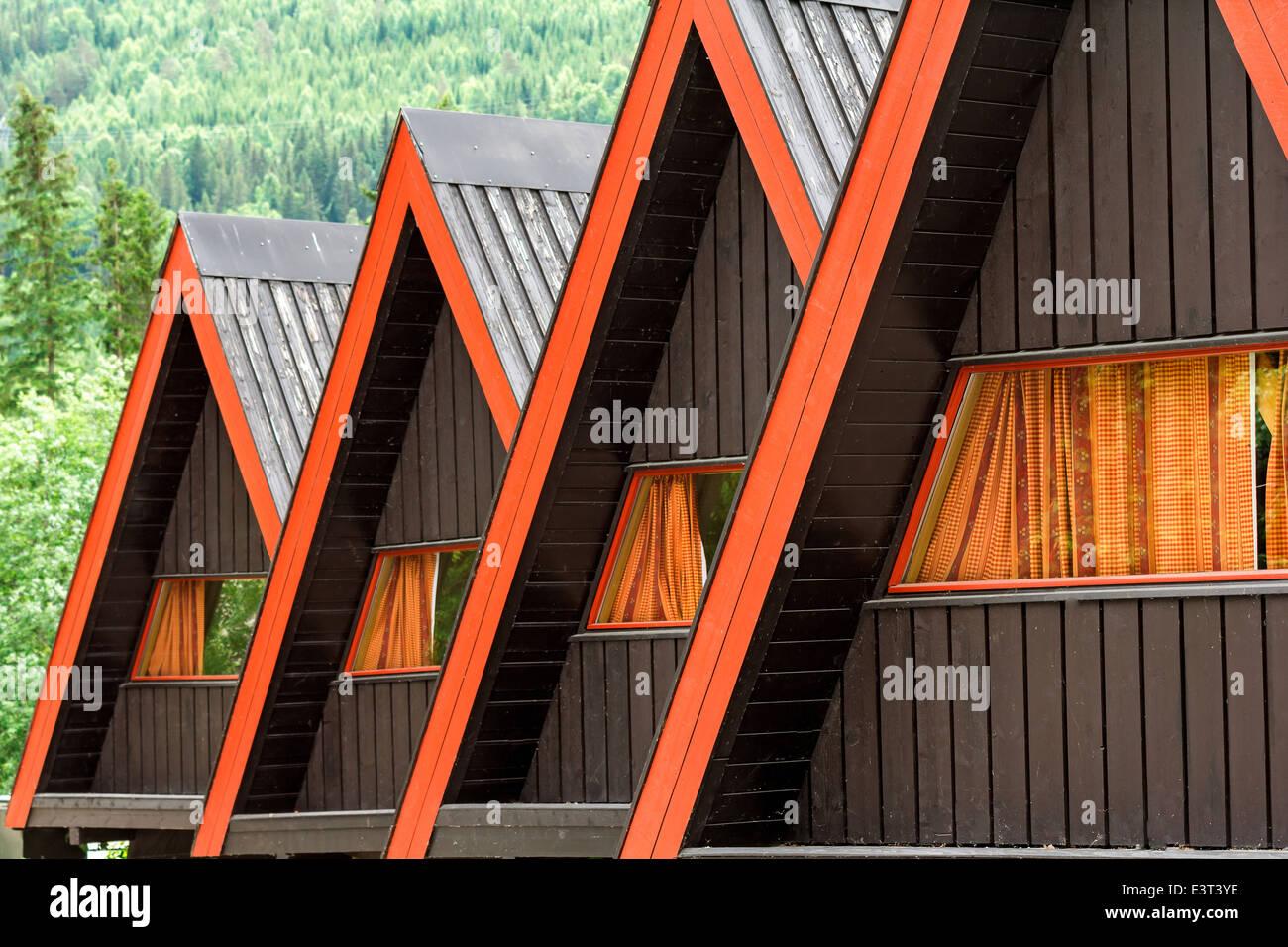 Triangular Roof Stock Photos Amp Triangular Roof Stock