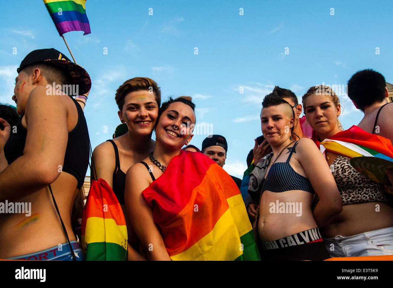 Rainbow Barcelona Tour