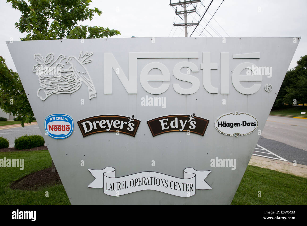 The Laurel Operations Center of Nestle North America  The Facility