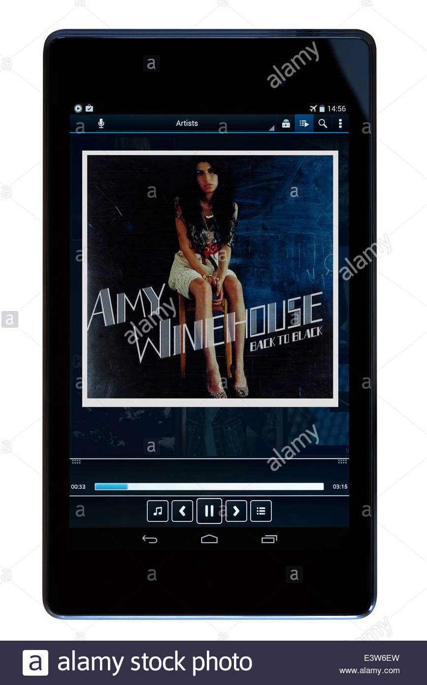 Amy Winehouse Back To Black High Resolution Stock Photography And Images Alamy