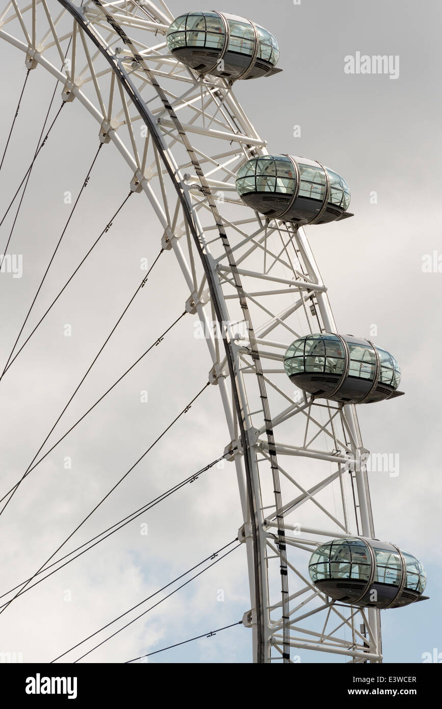 London Eye Capsule. London Eye Is Also Known As The
