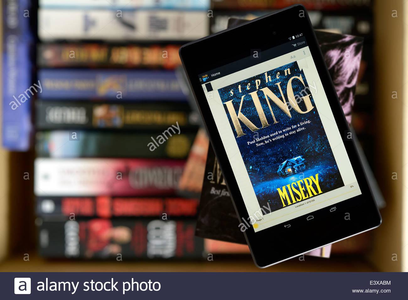 stephen king misery book pdf