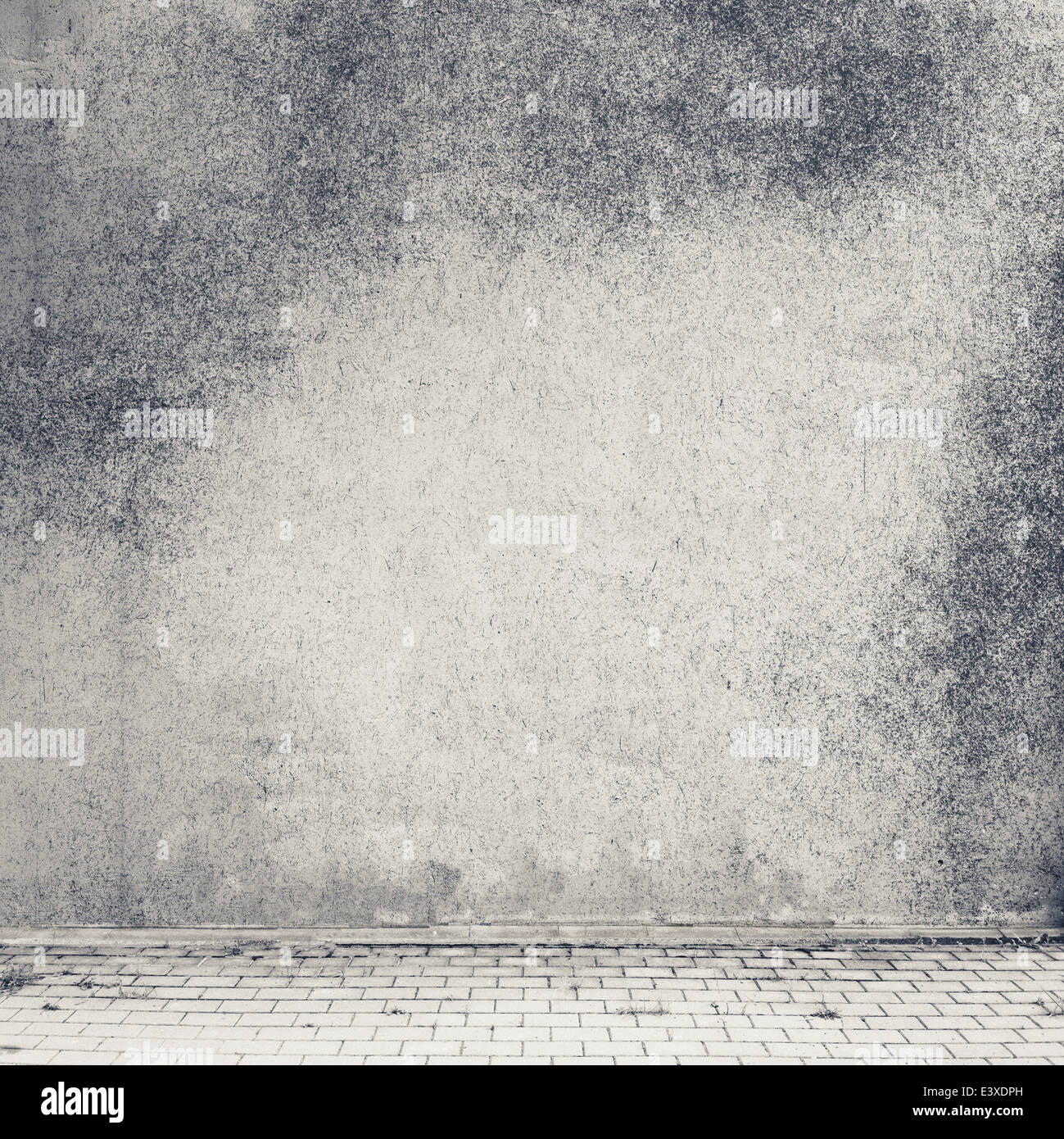 Urban background. Empty street wall texture Stock Photo ...