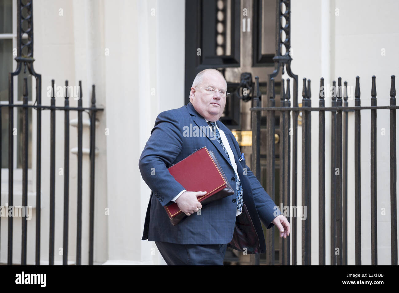 London, UK. 1st July, 2014. Ministers arrive at Downing Street in London for the weekly Cabinet Meeting. Pictured: Stock Photo