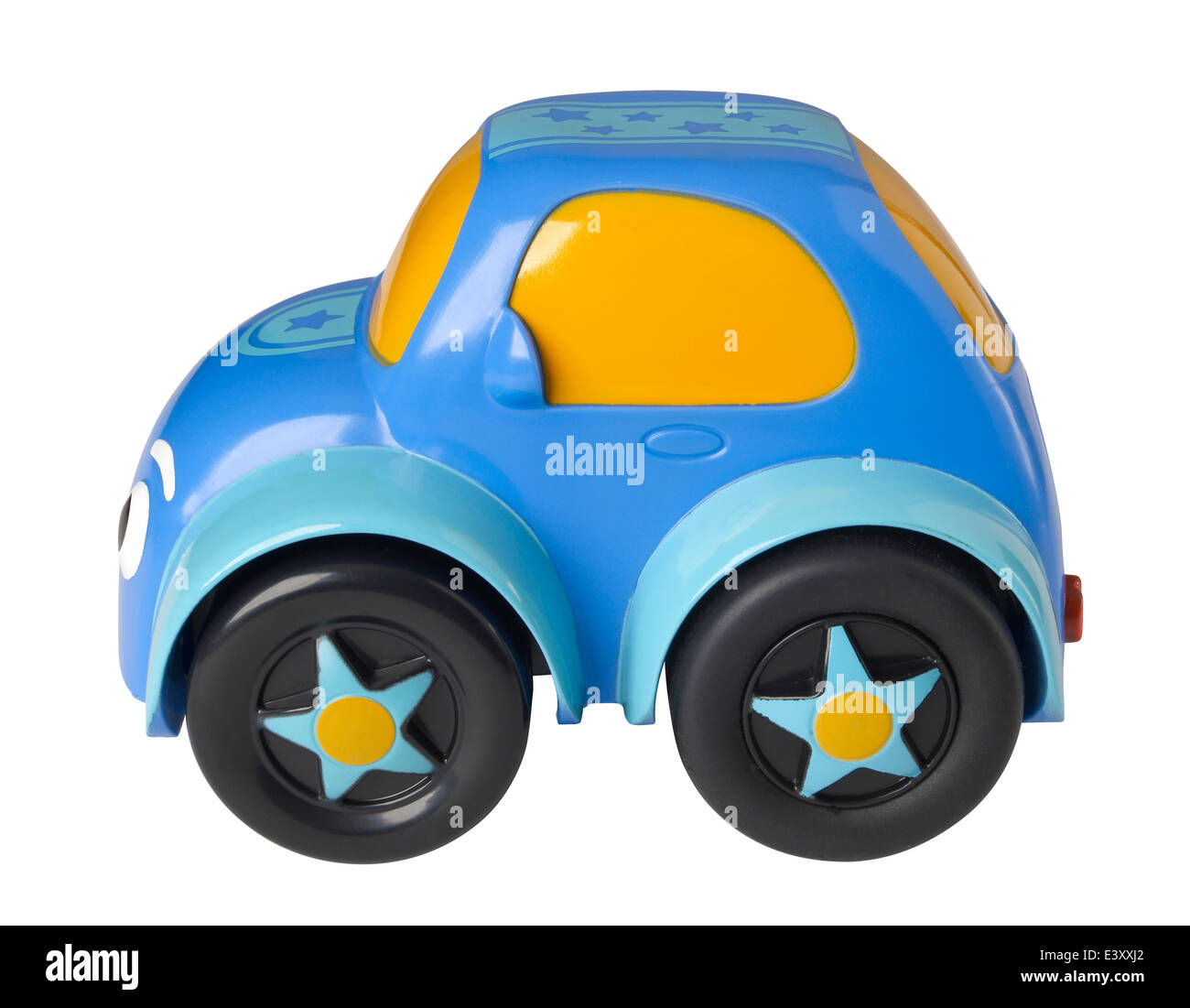 Toy Car - Stock Image