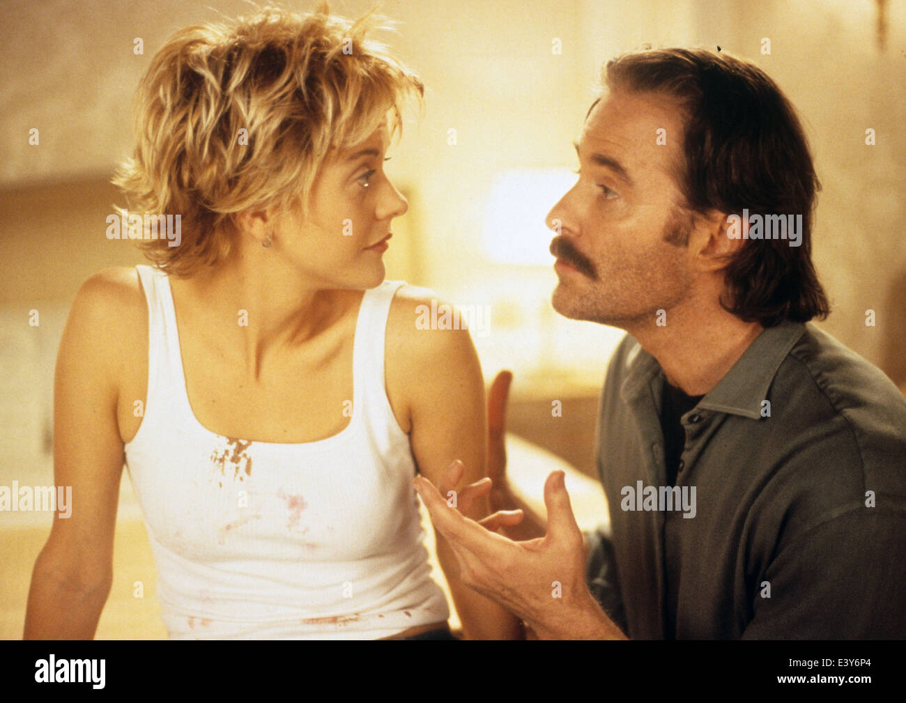 e13525dc9e97 FRENCH KISS 1995 Twentieth Century Fox film with Meg Ryan and Kevin Kline -  Stock Image