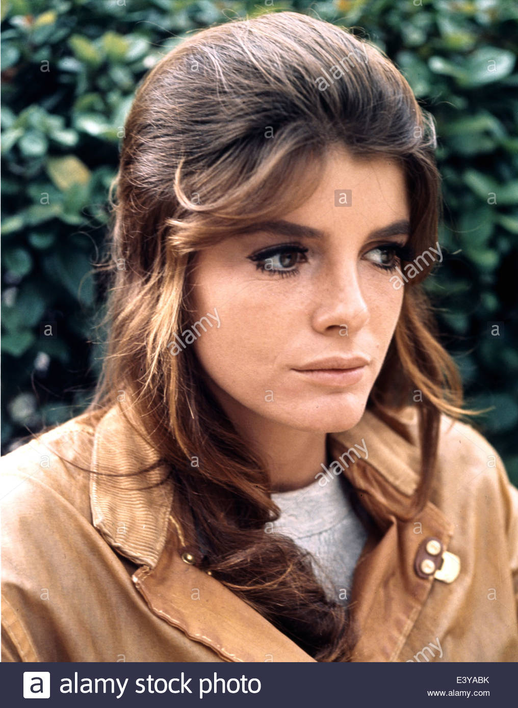 THE GRADUATE (1967), film still.  Pictured: Katharine Ross - Stock Image