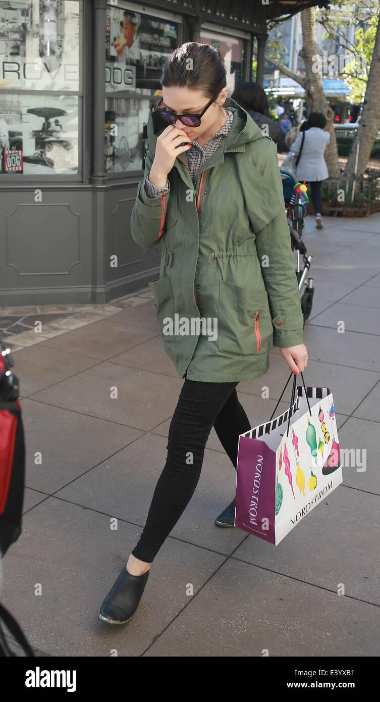 Teen shopping california