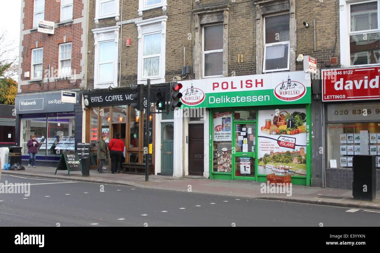 Bulgarian Food London