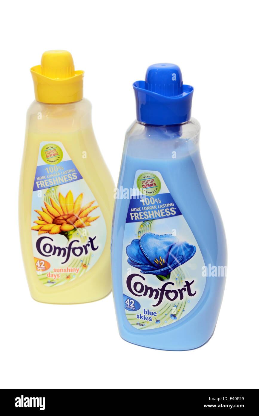 Comfort Fabric Softener - Stock Image