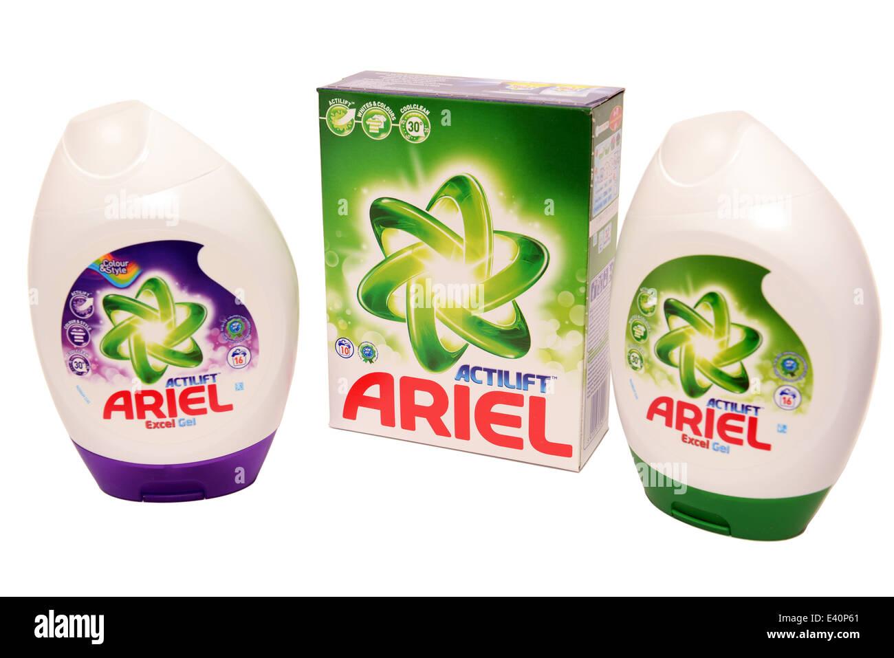 Ariel Laundry Detergent Stock Photo 71317513