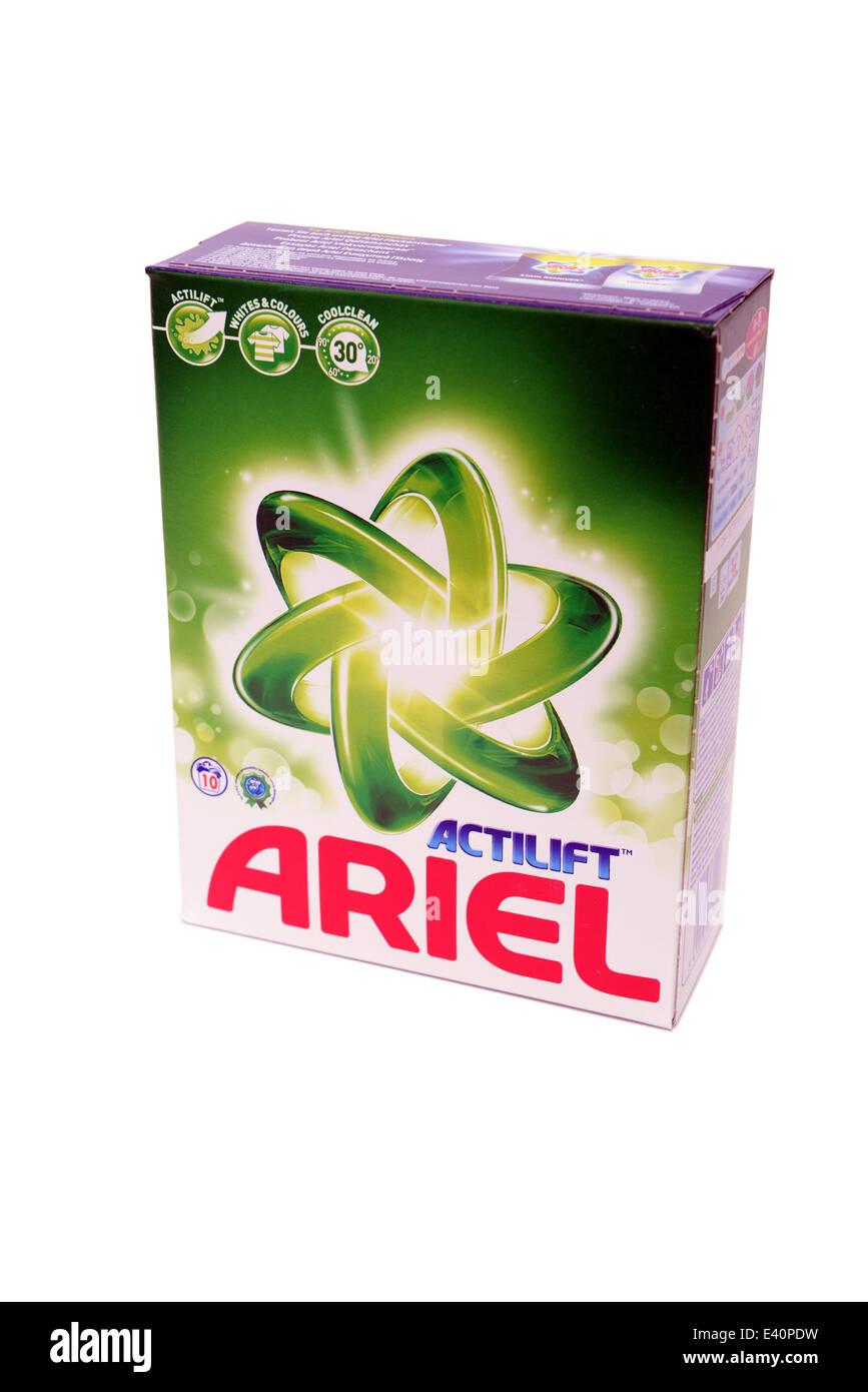 Ariel Laundry Detergent - Stock Image