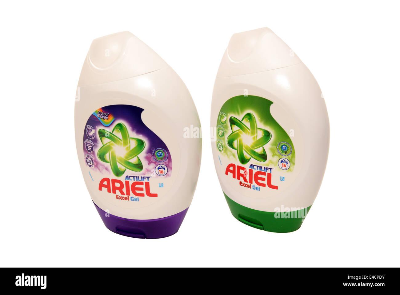 Ariel Laundry Detergent  P&G - Stock Image