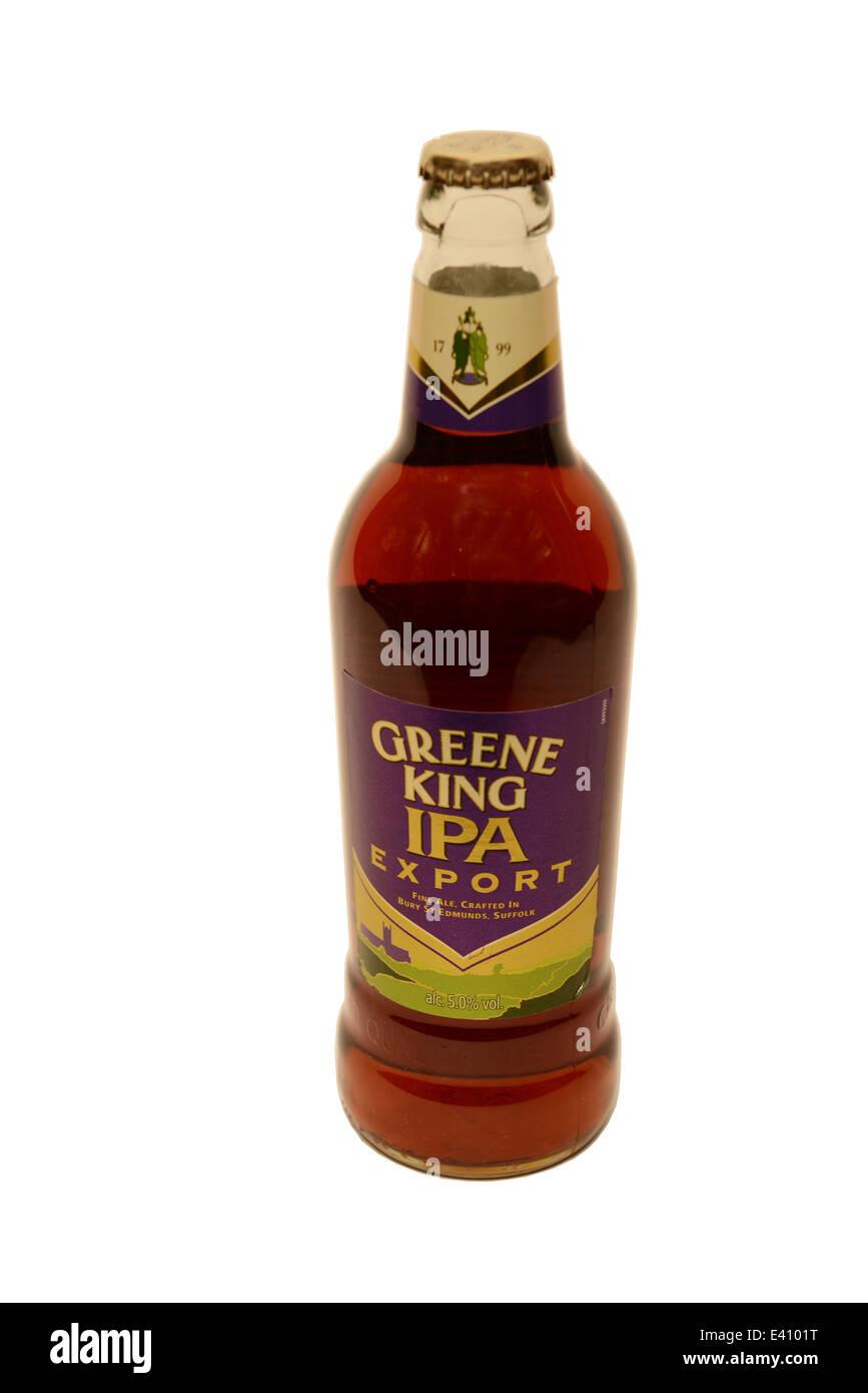Greene King IPA Export - Stock Image