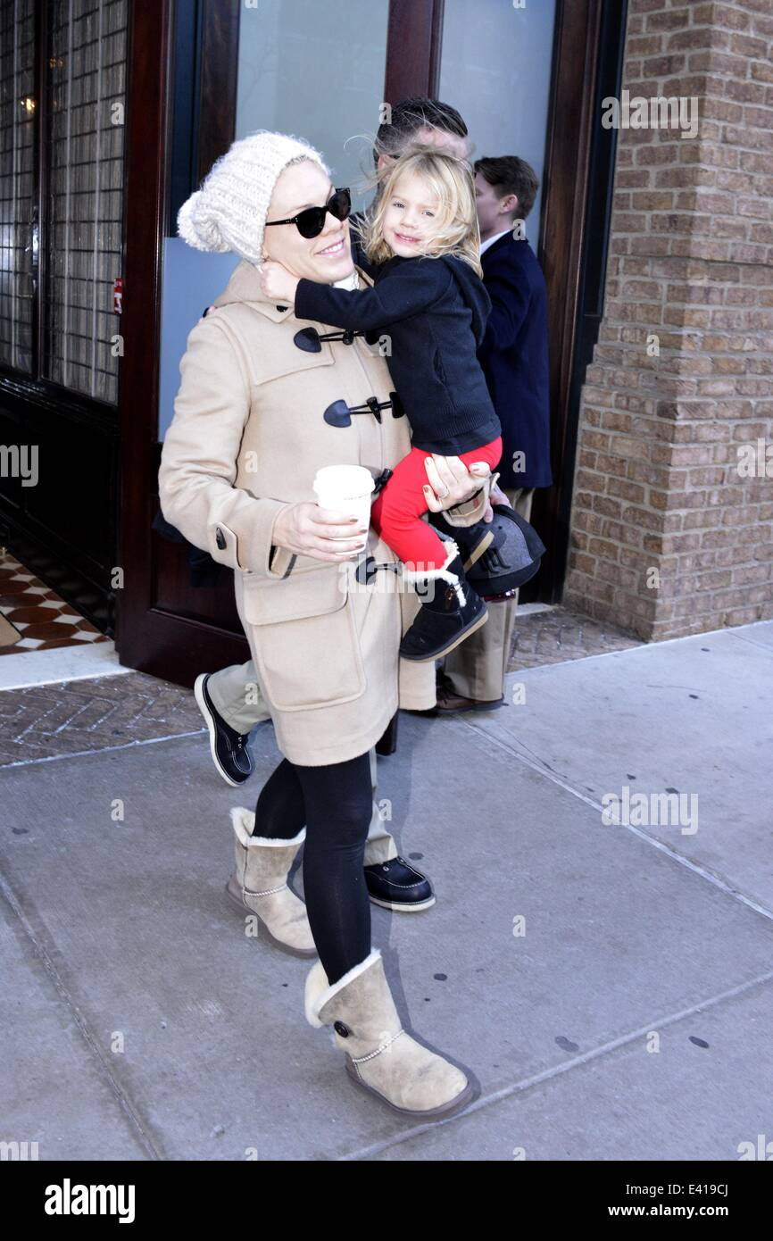 Pink and daughter willow out and about in manhattan featuring stock pink and daughter willow out and about in manhattan featuring pinkwillowalecia beth moore where new york city new york united states when 13 dec 2013 voltagebd Image collections